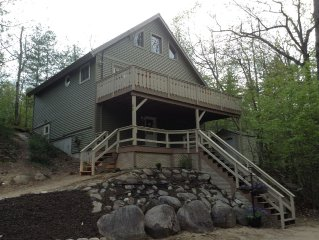 Open Concept Chalet With Many Upgrades To Make Your Stay Memorable!