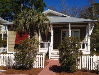 Beautiful Cottage Stay in Seagrove Beach