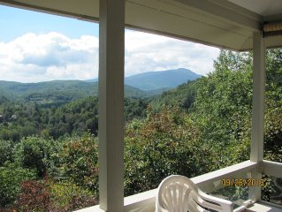 Grandfather Mountain View,Family-Friendly, full C