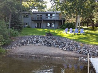A Family Friendly Fishing Get Away, On The White Fish Chain Of Lakes!