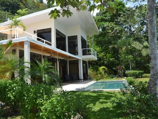 Casa Atrévete - Modern Tropical Luxury in Uvita - Whales Tail, OSA, White Water!