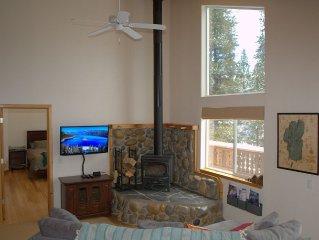 Exceptional Mountain Retreat, Family Friendly, Hot Tub!