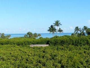 Luxurious Beach Condo Corner Unit with Gulf and Clam Pass Park Views