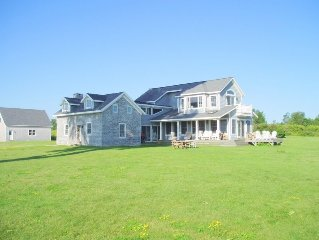 5 BR Water Front House on 700 Acre Nature Preserve on  Private Island