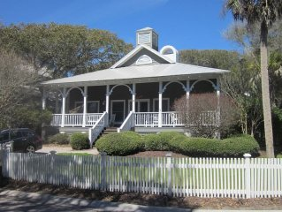 Sunny,Well appointed 3/bdrm/3ba home in Turtle Beach.50 YARDS TO OCEAN  & pool ,