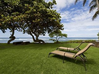 Best Beachfront Location on Sunset Beach!
