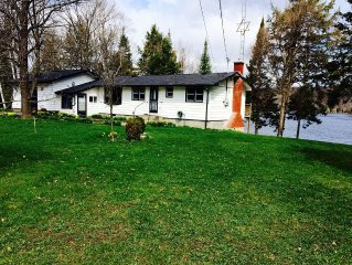 Cranberry Lake Cottage Rental-Haliburton