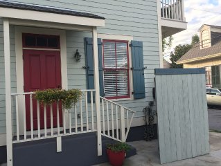 Fabourg Marigny Gem, Between The French Quarter And The Bywater!