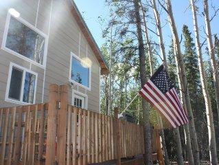 Private cabin near Denali National Park