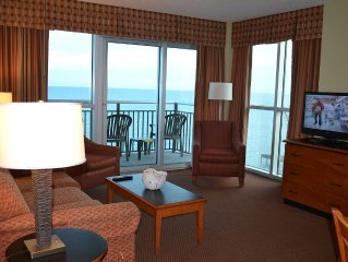 LAST MINUTE RATE,Direct Oceanfront 3BR/3BA, On Bo