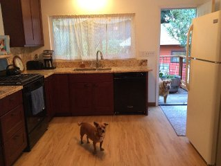 Pet Friendly Vacation Wonderland On Dutch Bill Creek 1 Mile To Monte Rio Beach