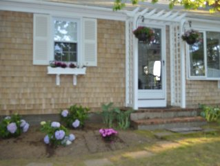 Nantucket style Chatham Cottage
