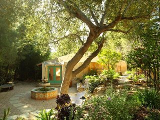 Peaceful Mountain Retreat Sanctuary