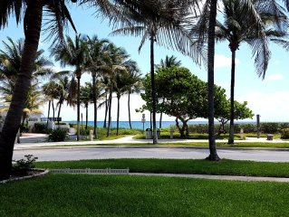 Direct OCEANFRONT, Amazing View, Steps to Beach, Pool
