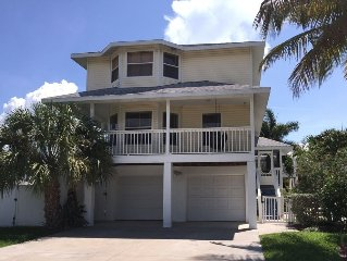 FALL SPECIAL!  Private Tropical Paradise in Holmes Beach on Anna Maria Island!