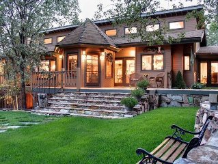 Luxury Home With Spectacular Views, Privacy, and Close to Big Bear Activities