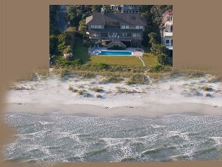4, 5 or 6 BDR rates   100' of Oceanfront.  Premier Home. Stunning Views