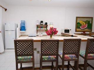 Absolute Beachfront - 3 Bedroom Condominium at Del Sol