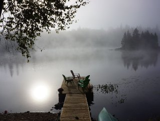 Welcome to Rose Hill Cottage on Beautiful Fisher Lake...Muskoka Charm and Beauty