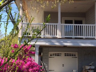 BEAUTIFUL 2 BR Beach Rental, Includes Washer/Dryer