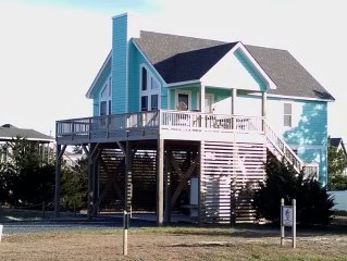Beach Me Up Scotty! ******New construction in 2014, 2BR, 2BA, Sleeps  6