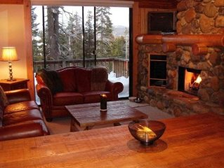 Luxury Condo - No. Lake Tahoe Alpine Meadows & Ski Squaw