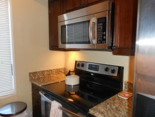 Golf Front Condo - Completely Updated