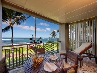 Direct Ocean View Studio Villas Beach Level and 2nd Floor!