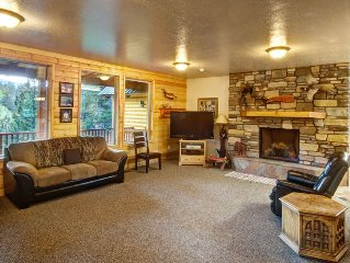Beautiful Mountain Cabin Resort W/ Beds For 30+ At Panguitch Lake / Brian Head