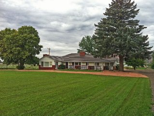Rockin' M Ranch House on 11 Acres in Kanab City Limits...location location!