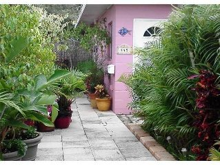 Little slice of paradise in this updated villa on Anna Maria Island