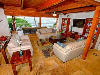 Ideal Family Vacation With 6 Ocean View Bedrooms!