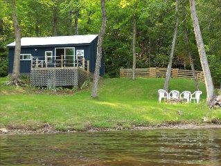 Beautiful Lakefront Cabin