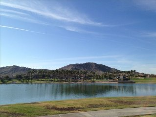 Beautiful Desert Mountain Views,Golf, Lakes Hike.700 wk Us Dls