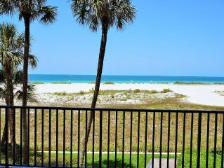 Luxurious Gulf Front Condo, Oversized Private Sundeck With Breathtaking Sunsets