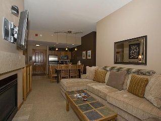 Ski In, Ski out, Renovated,  Well Stocked, Luxurious Condo at Copper One...