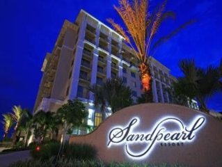 One Bedroom Condo in the  Famous Luxury Sandpearl Resort & Spa