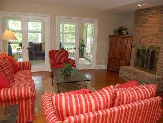Beautiful House - Well Furnished, Hardwood Floors - Near Ocean