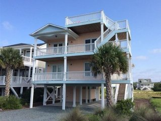 POOL & Beach Club Access!  Walk to BEACH & RESTAURANTS!  CROW'S NEST!!