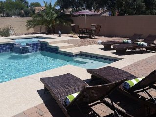 Great Location Near Golf and the Stadiums In Surprise and Glendale!