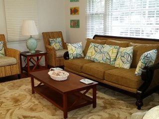 Rest Easy, Too - Weekly/Monthly/TDY Rental - A Great Home in a Great Location!
