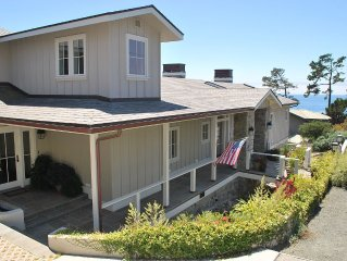 Gorgeous Central Coast Gem with Ocean & Ranch Views: Entertainer's Delight