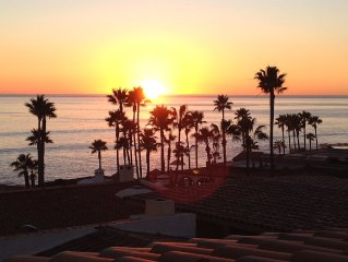 Relax and recharge at Nuestra Casita Cerca del Mar