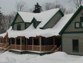 Stunning Stratton Ski House