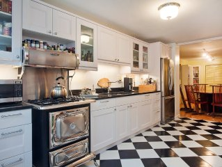 Gorgeous Park Slope two-Bedroom with Wow Factor