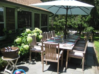 Simple and Stylish in Sag Harbor