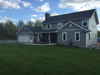 Enjoy Tranquility On Peaceful 11 Acres.  Private Family Setting In Amish Country