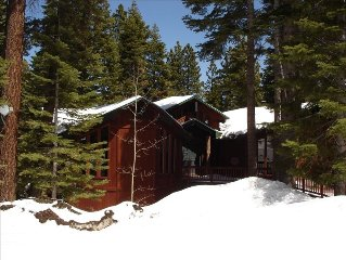 Large Well Equiped House in Tahoe City, Ca