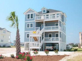 Beautiful 8 br/8.75 bath home with ocean views!!