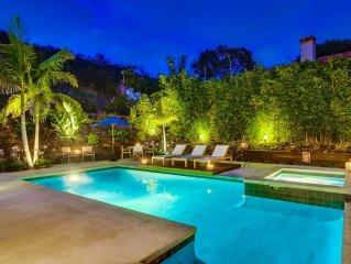 **Sapphire La Jolla!**Pool/Hot tub/Fire pit/Luxury*Amazing Resort-Style home!